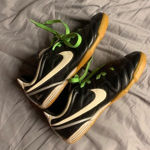 Nike Tiempo Shoes - Everyday or indoor soccer